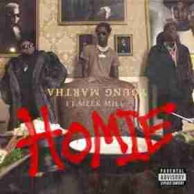 Young Thug - Homie (CDQ) Ft. Carnage & Meek Mill